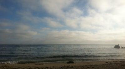 Photo of Beach Corona del Mar State Beach at 2900 T St., Newport Beach, CA 92625, United States