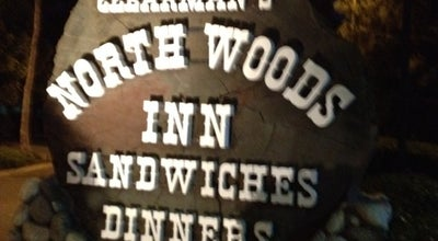 Photo of American Restaurant Clearman's North Woods Inn at 14305 Firestone Blvd, La Mirada, CA 90638, United States