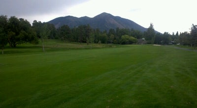 Photo of Golf Course Aspen Valley Golf Club at 1855 N Continental Dr, Flagstaff, AZ 86004, United States