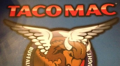 Photo of American Restaurant Taco Mac at 3250 Woodward Crossing Blvd, Buford, GA 30519, United States