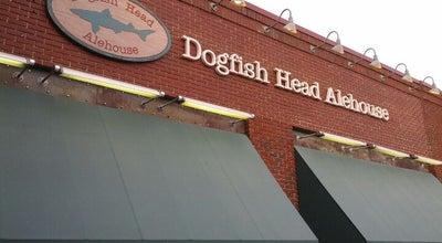 Photo of American Restaurant Dogfish Head Alehouse at 6220 Leesburg Pike, Falls Church, VA 22044, United States