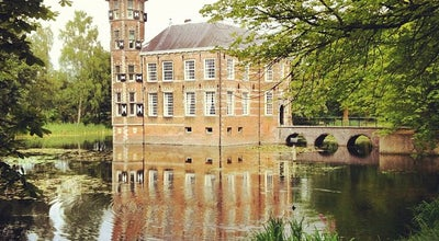 Photo of Castle Kasteel Bouvigne at Bouvignelaan 5, Breda 4836 AA, Netherlands