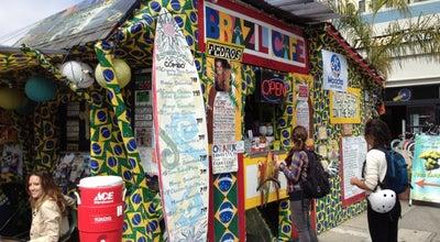 Photo of Brazilian Restaurant Pedro's Brazil Cafe at 1960 University Ave, Berkeley, CA 94704, United States