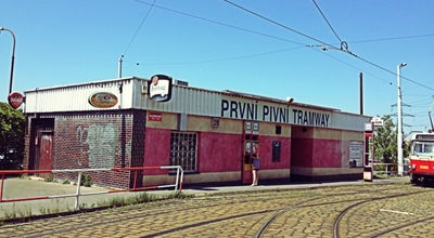 Photo of Pub Prvni Pivni Tramway at Na Chodovci, 2457/1, Prague, Czech Republic
