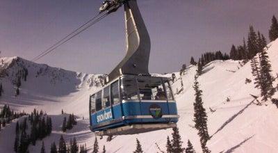 Photo of Tourist Attraction Snowbird Ski and Summer Resort at 9385 S Snowbird Center Dr, Snowbird, UT 84092, United States