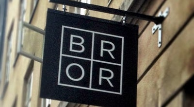 Photo of Modern European Restaurant Restaurant Bror at Skt. Peders Straede 24a, Copenhagen 1453, Denmark