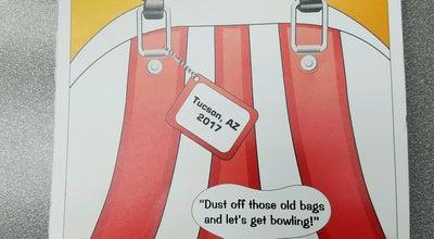 Photo of Bowling Alley Tucson Bowl at 7020 E 21st St, Tucson, AZ 85710, United States