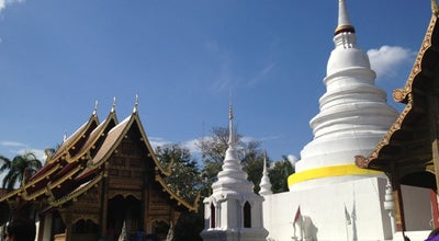 Photo of Tourist Attraction Wat Phra Singh at ถนนสิงหราช, Chiang Mai 50000, Thailand