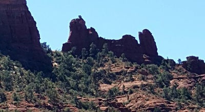 Photo of Trail Snoopy Rock at Sedona, AZ 86336, United States