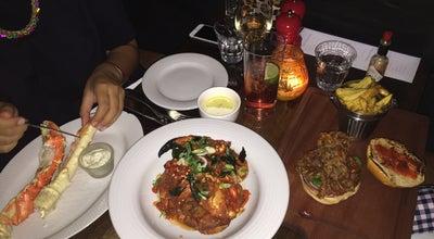 Photo of Seafood Restaurant Crab Tavern at Broadgate Circle, London EC2 2QS, United Kingdom