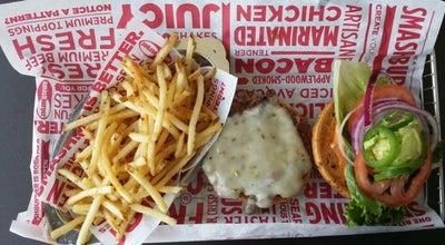 Photo of Burger Joint Smashburger at 1732 N Federal Hwy, Fort Lauderdale, FL 33305, United States