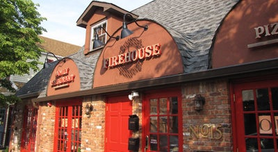 Photo of Italian Restaurant Nicky's Firehouse Restaurant & Pizza at 15 Central Ave, Madison, NJ 07940, United States