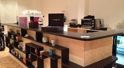 Photo of Cafe La Boutique del Caffe at Eerste Jacob Van Campenstraat 38, Amsterdam 1072 BG, Netherlands