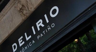 Photo of Mediterranean Restaurant Delirio at Monterrey 116, Mexico City 06700, Mexico