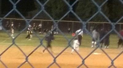 Photo of Baseball Field Central City Park Ball Field at Macon, GA, United States