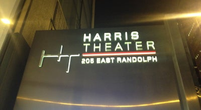 Photo of Theater Harris Theater for Music & Dance at 205 E Randolph St, Chicago, IL 60601, United States