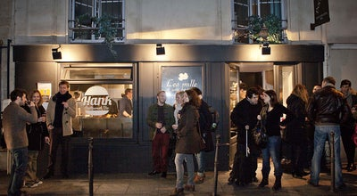 Photo of American Restaurant Hank Burger at 55 Rue Des Archives, Paris 75003, France