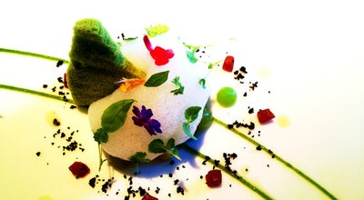 Photo of Comfort Food Restaurant DiverXO at C. Padre Damián, 23, Madrid 28036, Spain