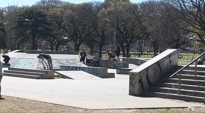 Photo of Skate Park Converse Skate Plaza at Figueroa Alcorta, Buenos Aires, Argentina