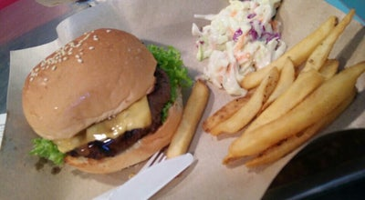Photo of Burger Joint Cosmos Burgers at Ground, Kuching 93350, Malaysia