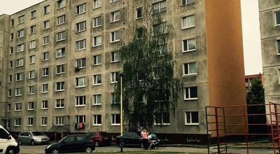 Photo of Playground Sabinovská basketbalové ihrisko at Sabinovská 6780/22a, Prešov 080 01, Slovakia