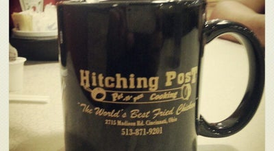 Photo of American Restaurant Hitching Post Restaurant at 2715 Madison Rd, Cincinnati, OH 45209, United States