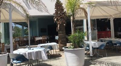 Photo of Seafood Restaurant ZAKOS BEACH RESTAURANT at Periochi Makenzi, Larnaka City, Cyprus