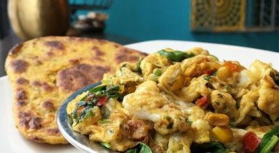 Photo of Indian Restaurant Pondicheri at 15 W 27th St, New York City, NY 10001, United States