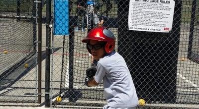 Photo of Baseball Field Harold Bacchus Park Batting Cages at 13995 W Main St., Frisco, TX 75034, United States