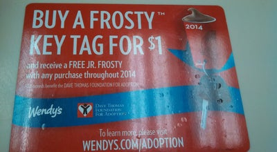 Photo of Fast Food Restaurant Wendy's at 588 Warrenton Rd, Fredericksburg, VA 22406, United States