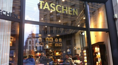 Photo of Tourist Attraction TASCHEN Store Brussel at Rue Lebeau 18, Brussels 1000, Belgium