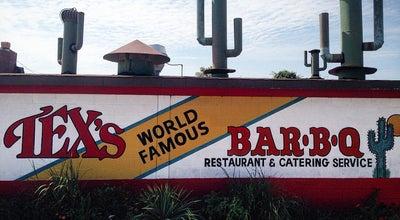 Photo of American Restaurant Tex's Bar B Q at 1013 Foster Ave, Nashville, TN 37210, United States