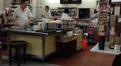 Photo of Cafe Ya Kun Kaya Toast 亞坤 at #01-01 Far East Square, 18 China St, Singapore 049560, Singapore