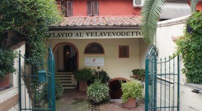 Photo of Food Flavio al Velavevodetto at Via Di Monte Testaccio, 97, Roma 00153, Italy