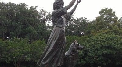 Photo of Historic Site Savannah's Waving Girl at River St, Savannah, GA 31401, United States