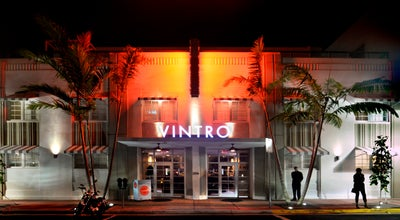 Photo of Mediterranean Restaurant Vintro Hotel and Kitchen at 2216 Park Ave, Miami Beach, FL 33139, United States