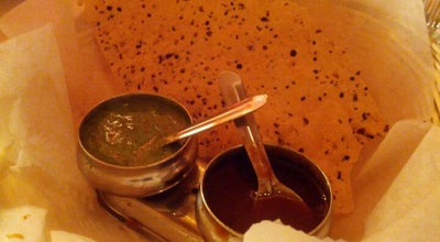 Photo of Indian Restaurant Saffron Grill at 1279 Fulton St, San Francisco, CA 94117, United States
