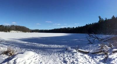 Photo of Trail Bond Lake at Canada