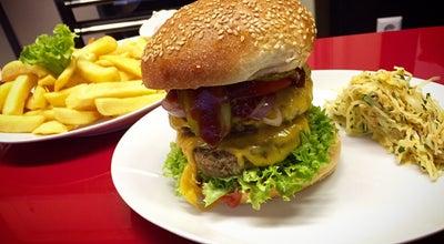 Photo of American Restaurant Rollin' Burger at Max-stromeyer-str. 33, Konstanz 78467, Germany