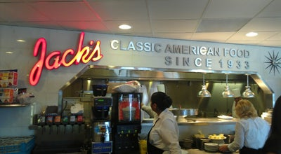 Photo of American Restaurant Jack's Whittier Restaurant at 13221 Whittier Blvd, Whittier, CA 90602, United States