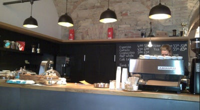 Photo of Cafe Espresso Embassy at Arany Janos Utca 15., Budapest 1051, Hungary
