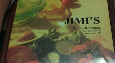 Photo of American Restaurant Jimi's Restaurant at 714 S Washington Ave, Royal Oak, MI 48067, United States