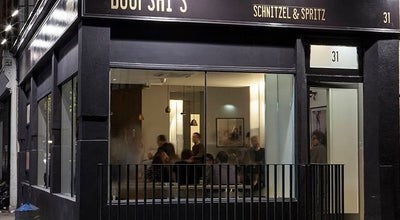 Photo of Austrian Restaurant Boopshi's at 31 Windmill Street, London W1T 2JN, United Kingdom