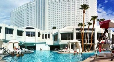 Photo of Hotel Pool Tropicana Hotel Pool at 3801 Las Vegas Blvd S, Las Vegas, NV 89109, United States