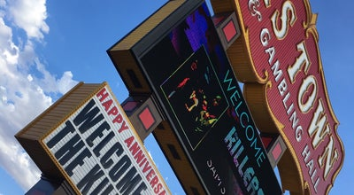 Photo of Casino Sam's Town Sportsbook at Sam's Town Hotel & Gambling Hall at 5111 Boulder Hwy, Las Vegas, NV 89122, United States