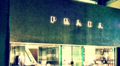 Photo of Boutique Prada at 343 N Rodeo Dr, Beverly Hills, CA 90210, United States