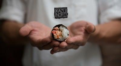 Photo of Sushi Restaurant KazuNori Hand Roll Bar at 421 S Main St, Los Angeles, Ca 90013, United States