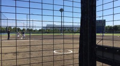 Photo of Baseball Field やまぶきスタジアム at 長宮825-5, さいたま市岩槻区, Japan