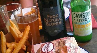 Photo of American Restaurant Frogburger at 19 Rue Du Faubourg Saint Antoine, Paris 75011, France