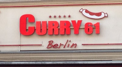 Photo of German Restaurant Curry61 at Oranienburger Str. 6, Berlin 10178, Germany